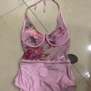 Ted Baker Swim - NWT Ted Baker Serenity One Piece 32 A/B $165